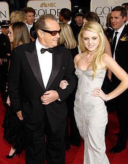Jack Nicholson postrádá ve filmech zralý sex